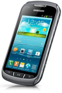 Samsung Galaxy XCover 2 og XCOver 3 som er den nyeste model af disse 2 fra Samsung håndværker mobil