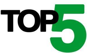 Top 5 mobiler