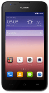 Billig smartphone
